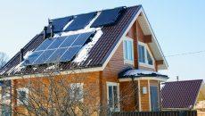 Частные домохозяйства инвестировали в солнечные электростанции 52 млн евро