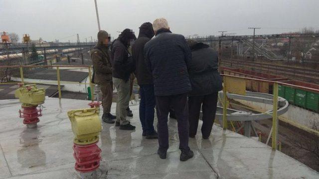 Силовики поймали распильщиков дизтоплива «Укрзалізниці» на 0,3 млн грн