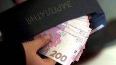 Зарплаты в конвертах: бизнесу доначислили налогов на 820 млн грн