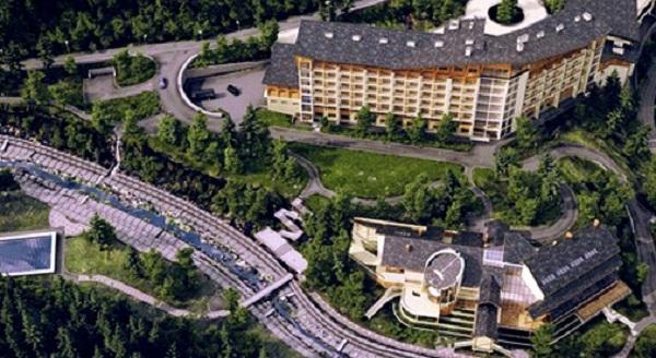 Санаторий НБУ уйдет с молотка за 50 млн грн
