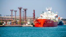 Судовладельцы предъявят иски на сотни тысяч USD из-за простоя танкеров с аммиаком в порту Южный по вине Госэкоинспекции