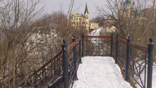 В Киеве на Подоле земучастку площадью 10 га присвоили статус парка