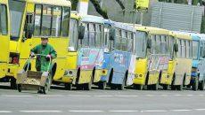 В Киеве проверили свыше сотни маршруточников
