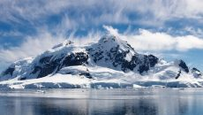 В Арктике рекордно сокращается лед