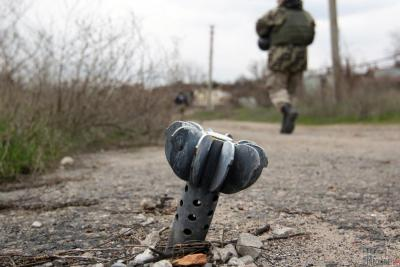 На Донбассе зафиксировано одно нарушение режима прекращения огня