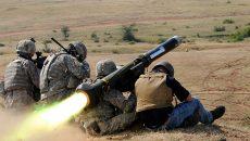 Госдеп США одобрил поставки Украине противотанковых комплексов Javelin