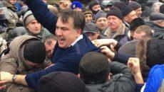 ГПУ начала охоту за голосом Саакашвили