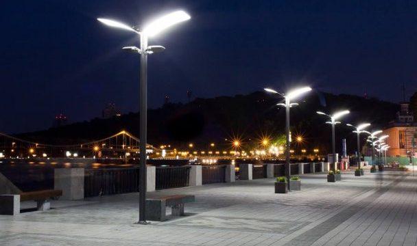 Модернизация освещения обойдется Киеву в 300 млн грн