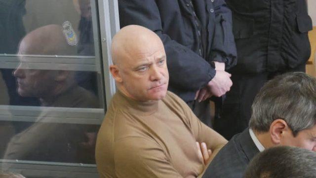 Труханов остался мэром Одессы