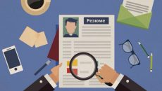 Как составить резюме для поиска работы