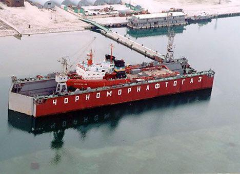 Введен мораторий на банкротство Черноморнефтегаза