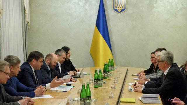 Кистион нарезал задачи для набсовета «Магистральных газопроводов Украины»