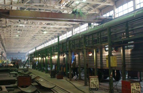 Тепловозы GE могут собирать на Крюковском заводе
