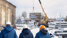 В Киеве на проблемной Дарницкой ТЭЦ начали установку электрофильтра