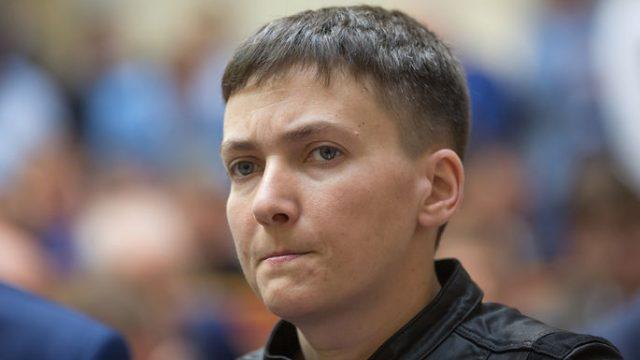 Нардепа Надежду Савченко посадили в СИЗО на два месяца без права на залог