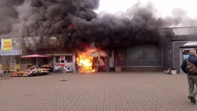 В Киеве проходят масштабные антипожарные инспекции