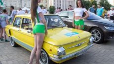 Названы наиболее популярные среди украинцев электрокары