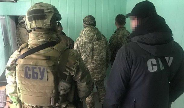 СБУ словило на взятке высокопоставленного таможенника и пограничника