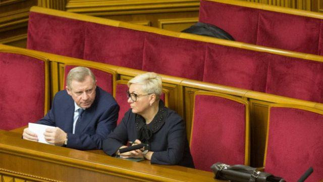 Парламент назначил Якова Смолия главой НБУ