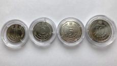 Копеечная реформа: НБУ отчеканил 30 миллионов монет нового образца