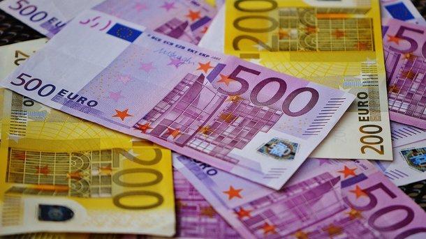 Евровалюта в ходу