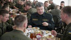 Военным пытались поставить 80 тонн некачественной еды