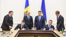 Украина и Молдова договорились нарастить товарооборот до $1 млрд