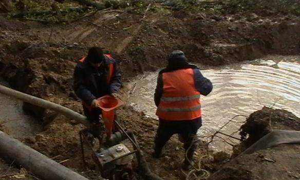 В Харькове из-за коммунального коллапса 70 высоток остались без воды