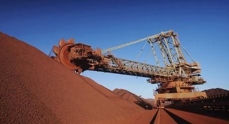 Экспорт железорудного сырья упал на 13%