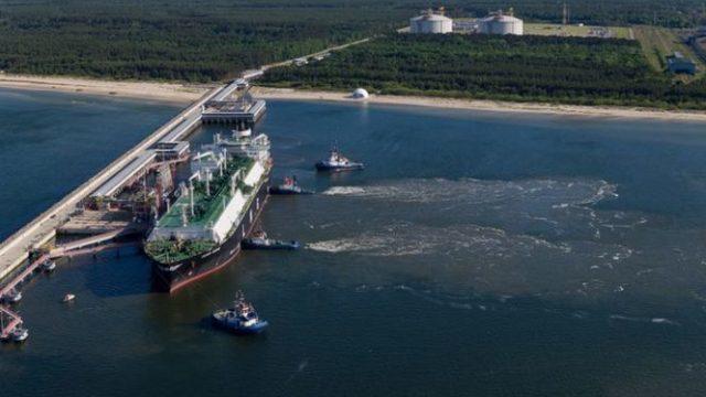 Украина подумает над присоединением к проекту LNG-терминала в Хорватии