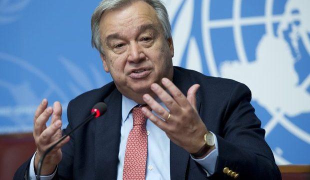 Генсек ООН признал возобновление в мире холодной войны