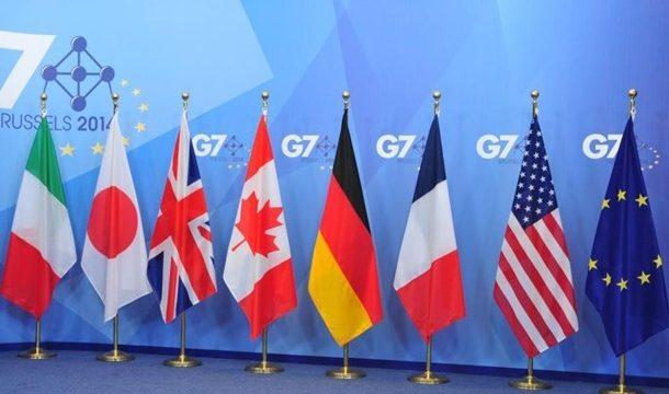 Страны-члены Большой семерки готовы ввести допсанкции против России