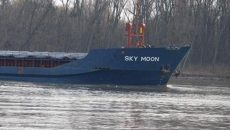 Украина запретит российским судам входить во внутренние водные пути