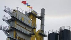 На Харьковщине запустили новый асфальтобетонный завод