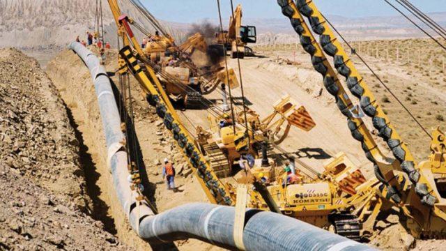 Газпром завершил строительство первой нитки нового газопровода в обход Украины