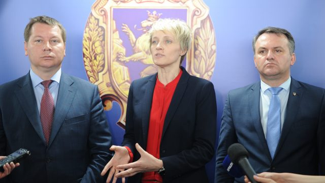 Агропорт должен расширяться в направлении Nord - замминистра Ольга Трофимцева