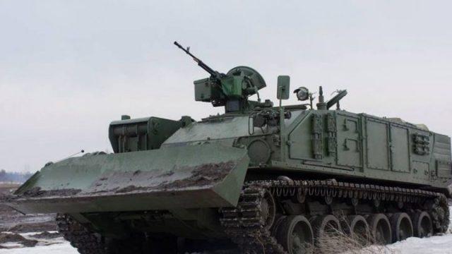 Начато производство боевых машин «Атлет»