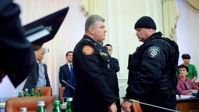 Экс-главу ГСЧС Бочковского повторно не пустили «на работу»
