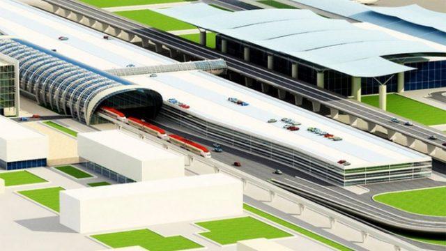 В Борисполе появится подземная железная дорога