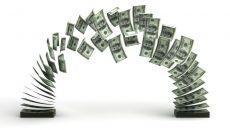 Объем частных денежных переводов в Украину вырос до $2,833 млрд