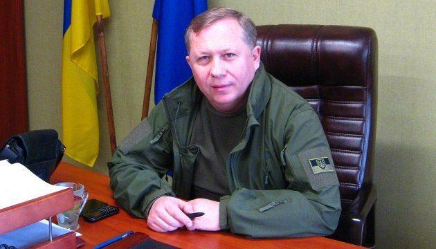 Уволен глава СБУ в Луганской области
