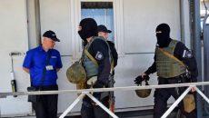 В Николаевском морпорту обыски