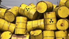 В Украине скоро начнут хоронить радиоактивные отходы