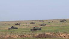 В Украине прошли масштабные военные учения