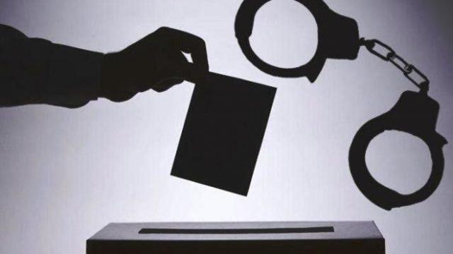 Во время выборов МВД открыло почти 1000 дел