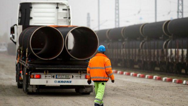 В ФРГ стартовало строительство немецкого участка спорного газопровода «Северный поток-2»