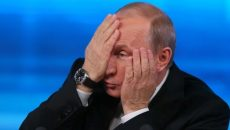В США рассказали, какой нежданчик застал Путина врасплох