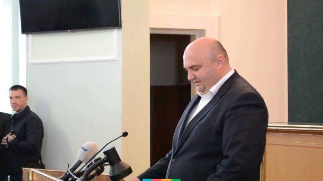 Губернатор Хмельницкой области внезапно ушел в отставку
