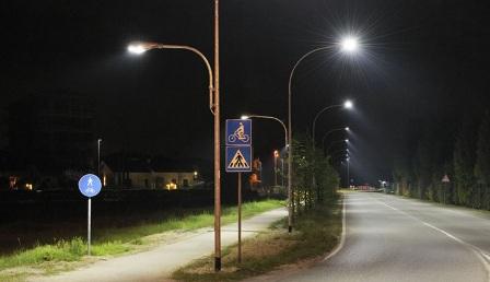 В Киеве установят 17 тыс. LED-светильников