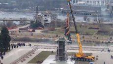 В Украине демонтировали 1,5 тыс. памятников Ленину
